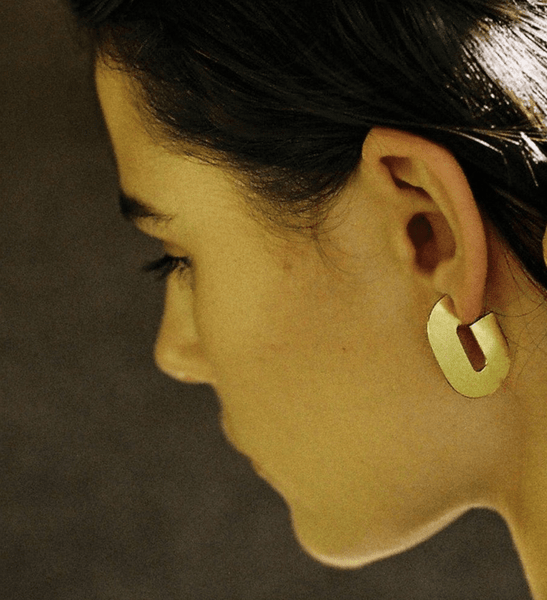 Earring No.14 - By Two Hills