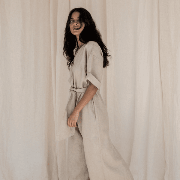 Marni Jumpsuit - Natural