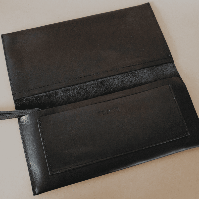 Gaia Wallet - Black