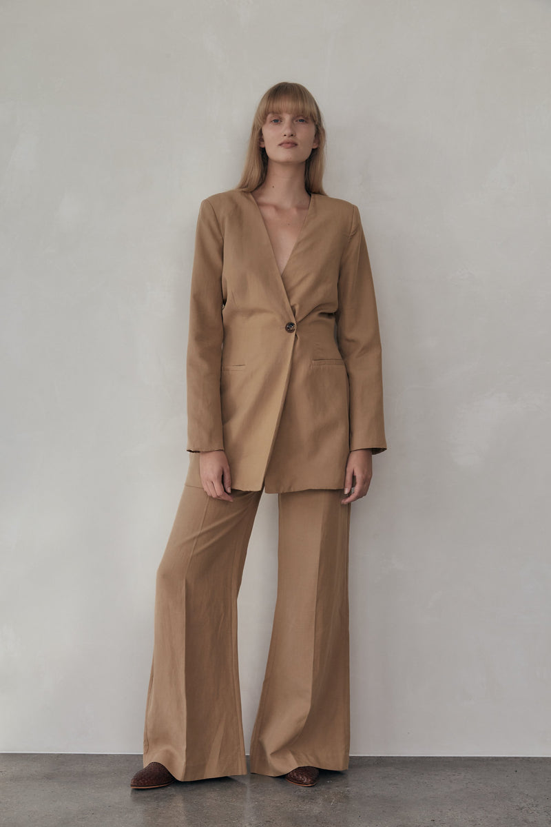 Taille Blazer - Honey