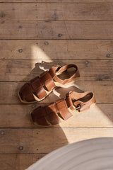 Kami Sandal - Antique Tan
