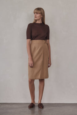 Cella Skirt - Honey