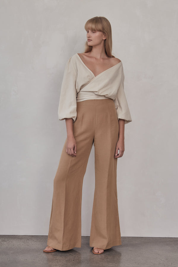 Amo Trousers - Honey
