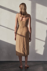 Ghita Dress - Honey