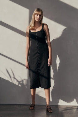 Ghita Dress - Black