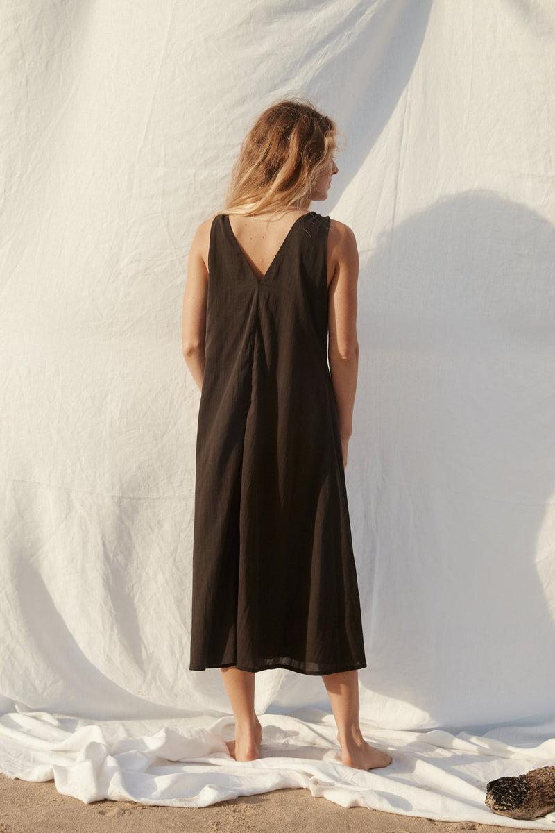 Reims Dress - Black