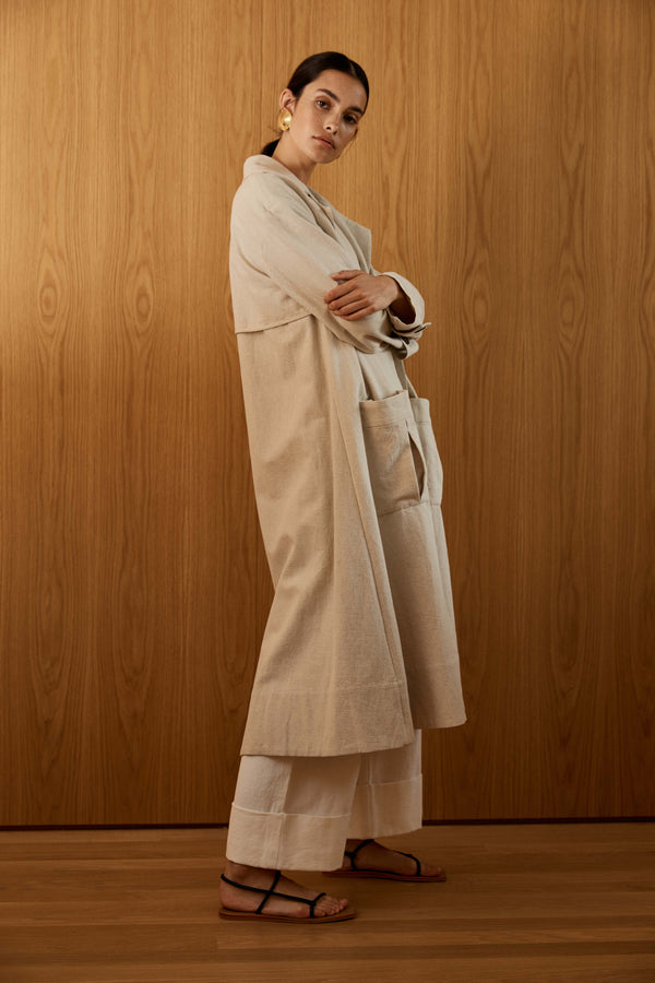 Neda Trench Coat