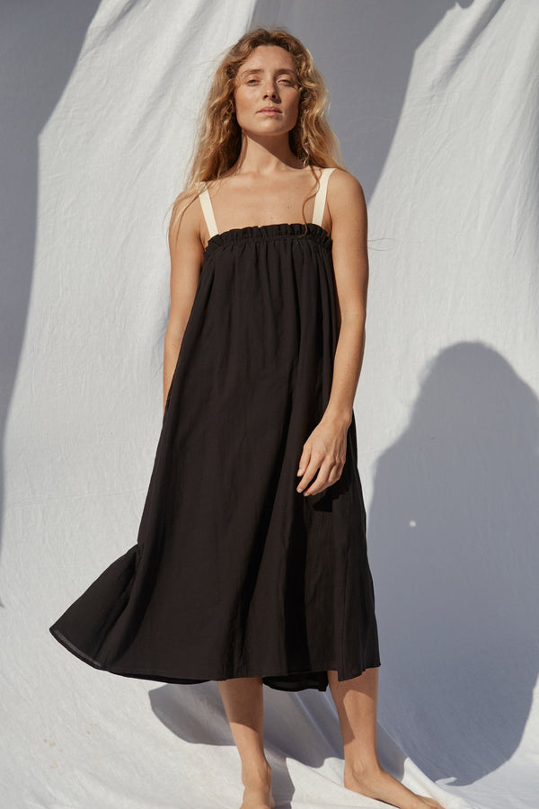 Niort Dress - Black