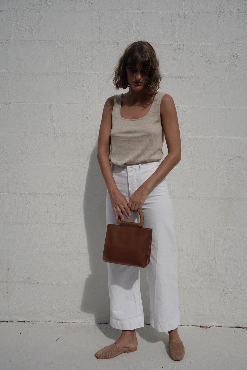 Agnes Petit Bag - Vintage Tan