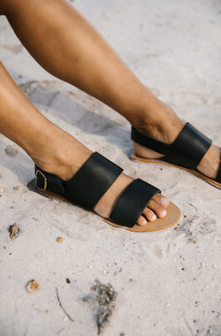 JUN Sandal - Black