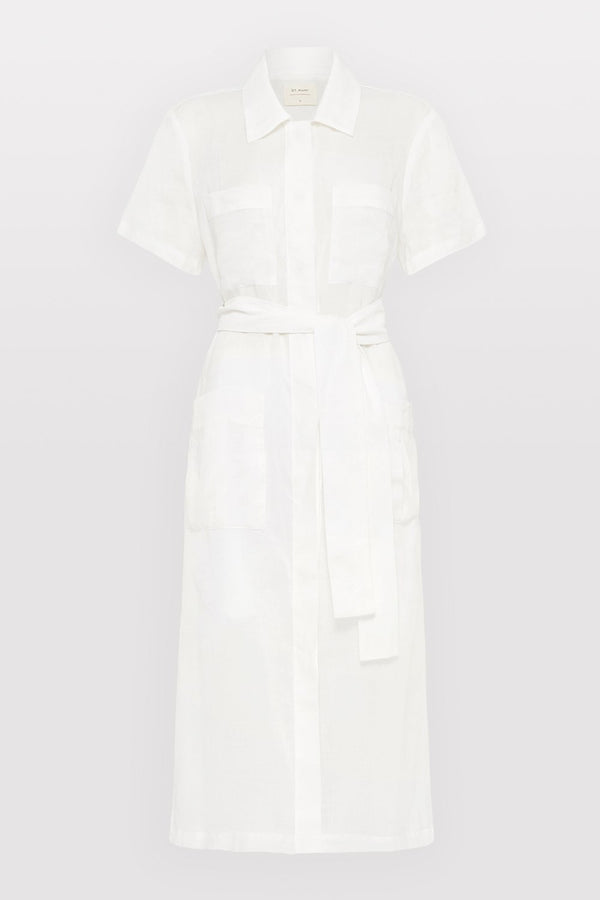 Uma Dress - White