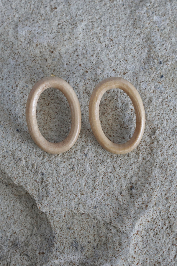 The Minimal Ring Earrings - By Sophie Monet