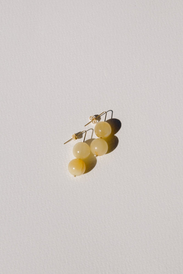 Daphne Earrings - By Vermeer