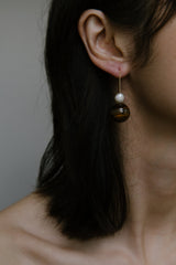 Margaret Earrings - By Vermeer