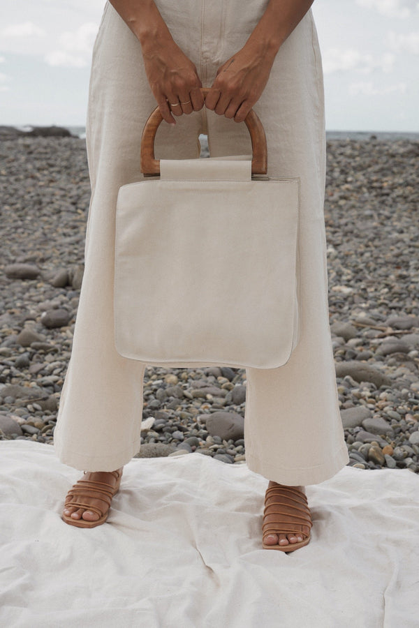 Agnes Grande Bag - Seashell