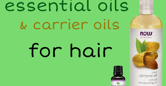Mixing Oils for Natural Hair