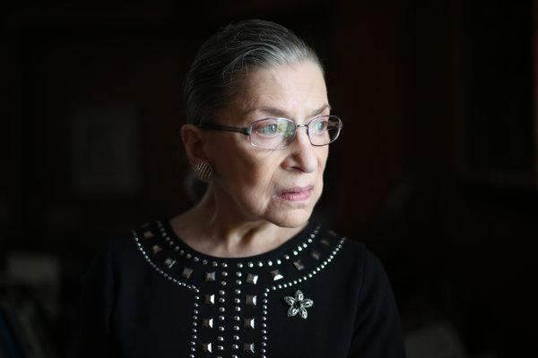 Ruth Bader Ginsburg | A Paragon of What Perfect Justice Looks Like | Sykeena Jackson