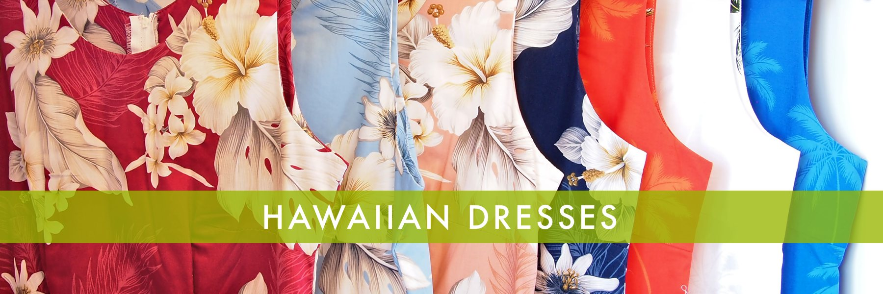 Papaya Sun - Hawaiian Floral Summer Dresses