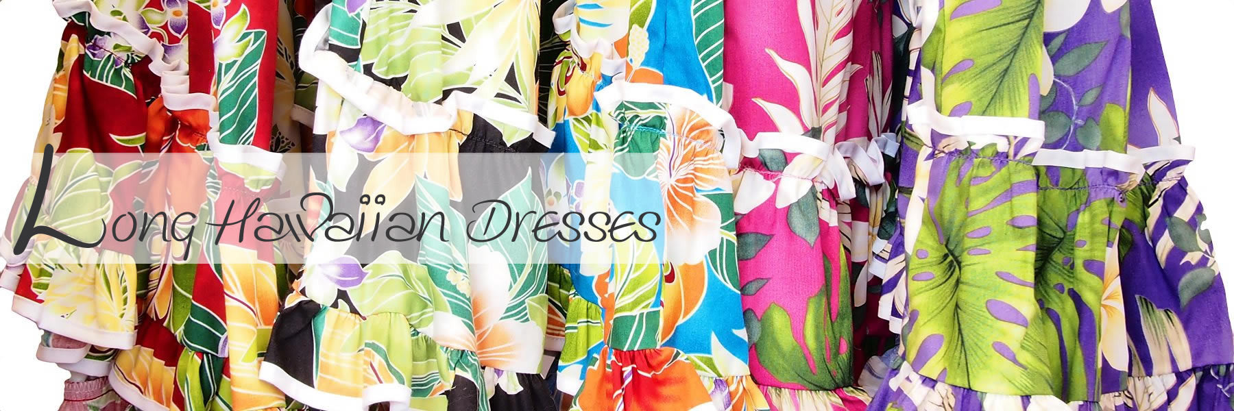 long hawaiian dresses papayasun