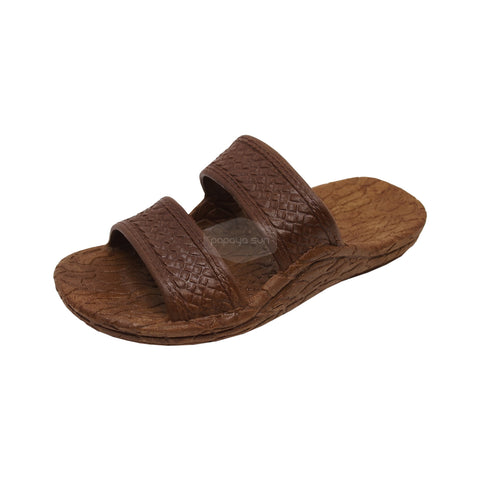 "Classic Green ""Hawaiian Jandals"" Pali Hawaii Jesus Sandals"