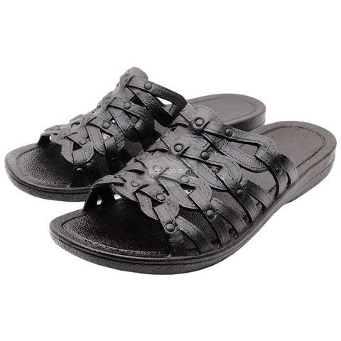 "Classic Purple ""Hawaiian Jandals"" Pali Hawaii Jesus Sandals"