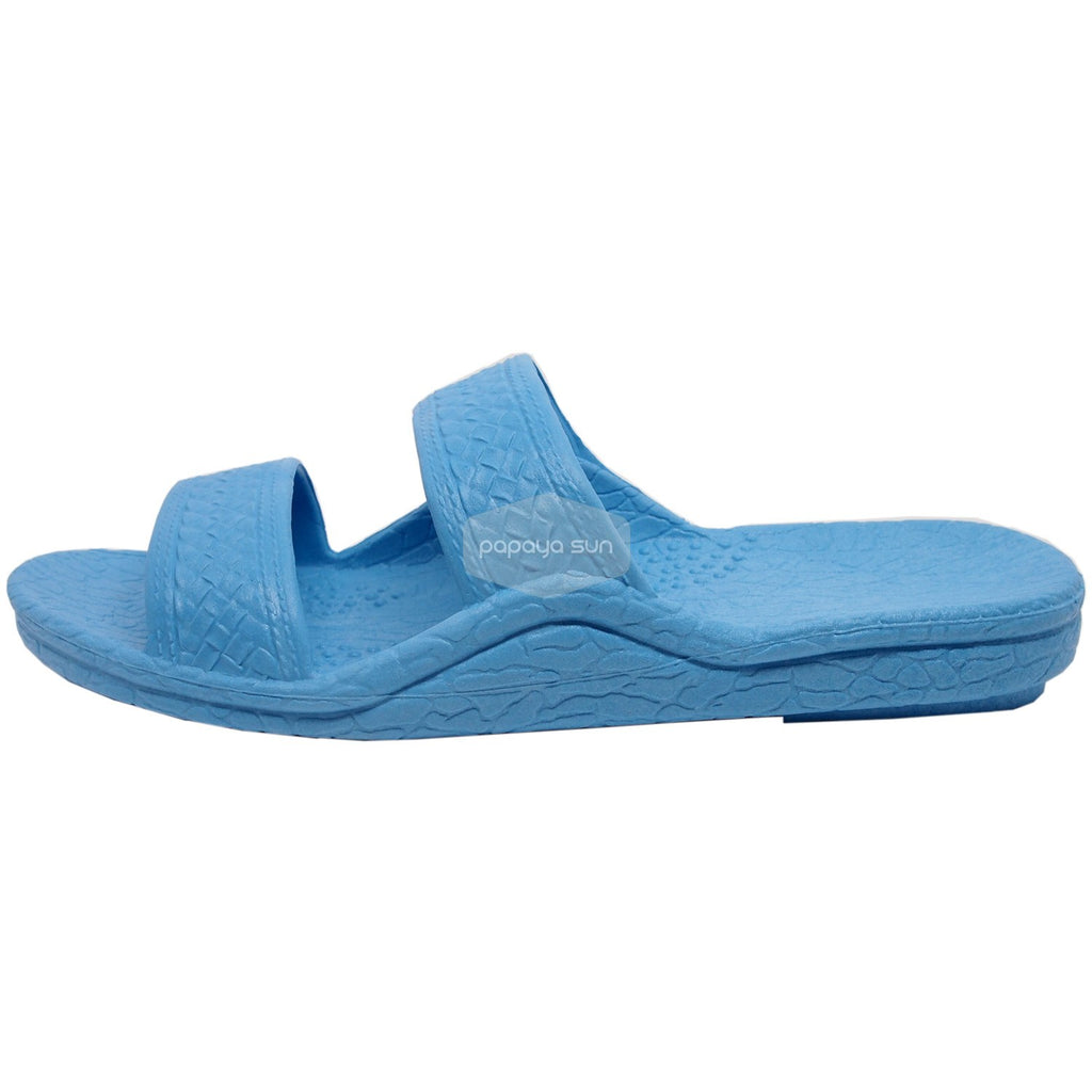 Classic Blue Hawaiian Jandals Pali Hawaii Jesus Sandals
