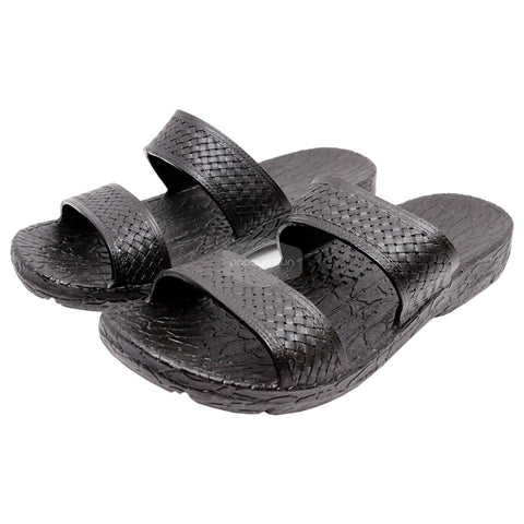 "Classic Light Brown ""Hawaiian Jandals"" Pali Hawaii Jesus Sandals"