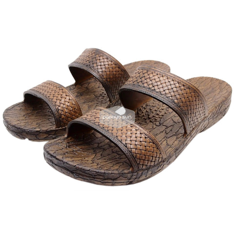 Kids Brown Jesus Sandal