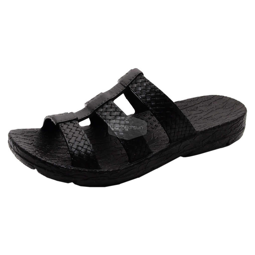 Summer Black Pali Hawaii Sandals - PapayaSun
