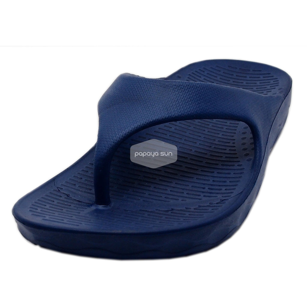 Thong Blue Pali Hawaii Jesus Sandals - PapayaSun