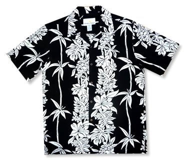 Chili Red Hawaiian Cotton Aloha Sport Shirt
