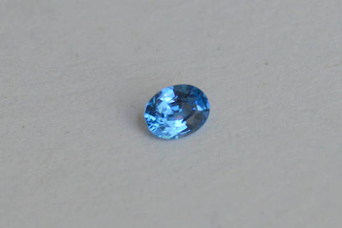 This Cobalt Oval Spinel is old stock, there's currently almost no production