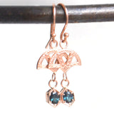 Design Your Own Two Part Dangly Earrings | Cecile Raley Designs