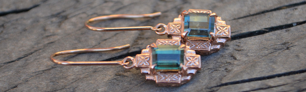 Design Your Own Earrings | Cecile Raley Designs