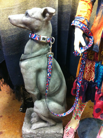 Grateful Dead Steal Your Face Dog Leash