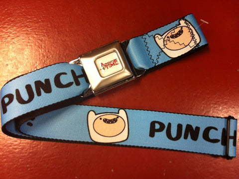 Adventure Time Seat Belt Belt