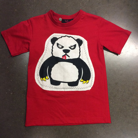 Panda And Deer Kids T- Shirt