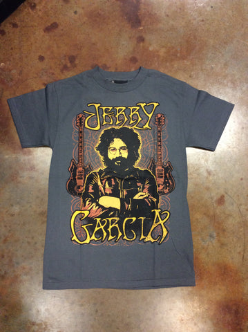 Grateful Dead Jerry Garcia Guitar T-shirt