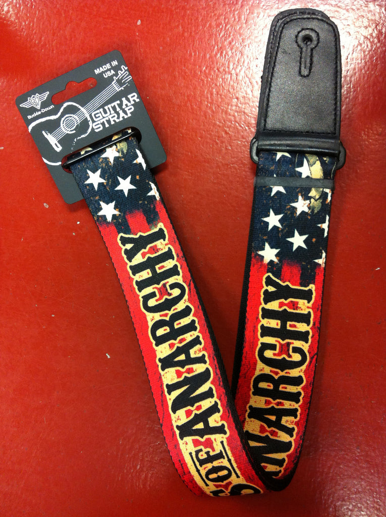 Sons Of Anarchy Guitar Strap