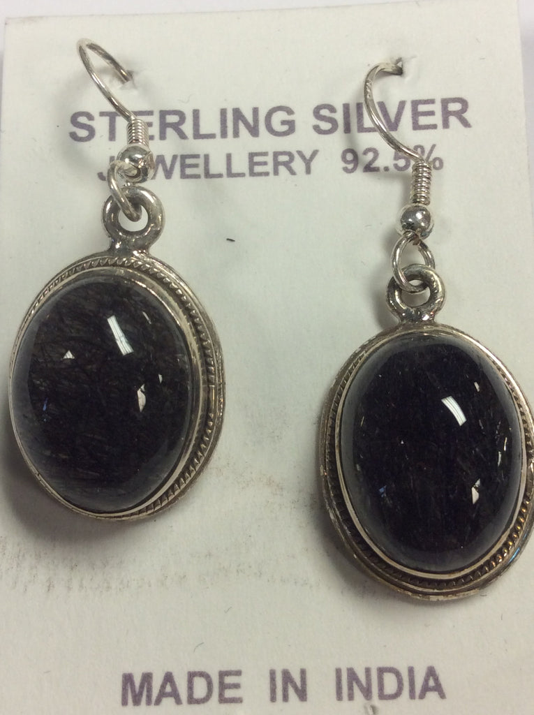 Sterling Quartz Earrings