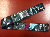 Black Butler Seat Belt Belt
