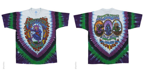 Grateful Dead Seasons Tie Dye T-shirt