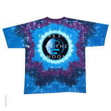 Pink Floyd Darkside Galaxy Tie Dye T-shirt