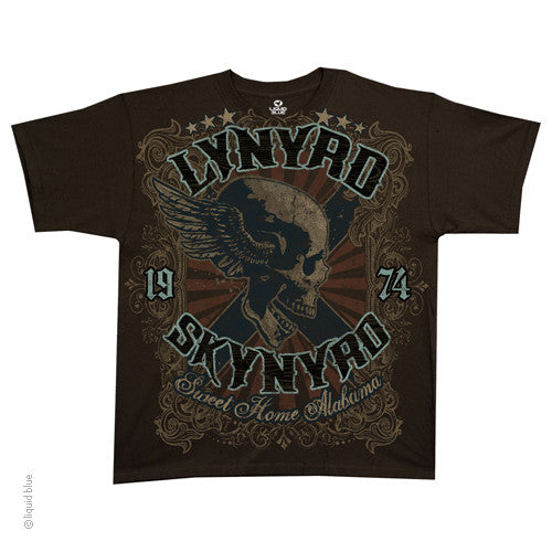 Lynard Synard Sweet Home Alabama T-shirt