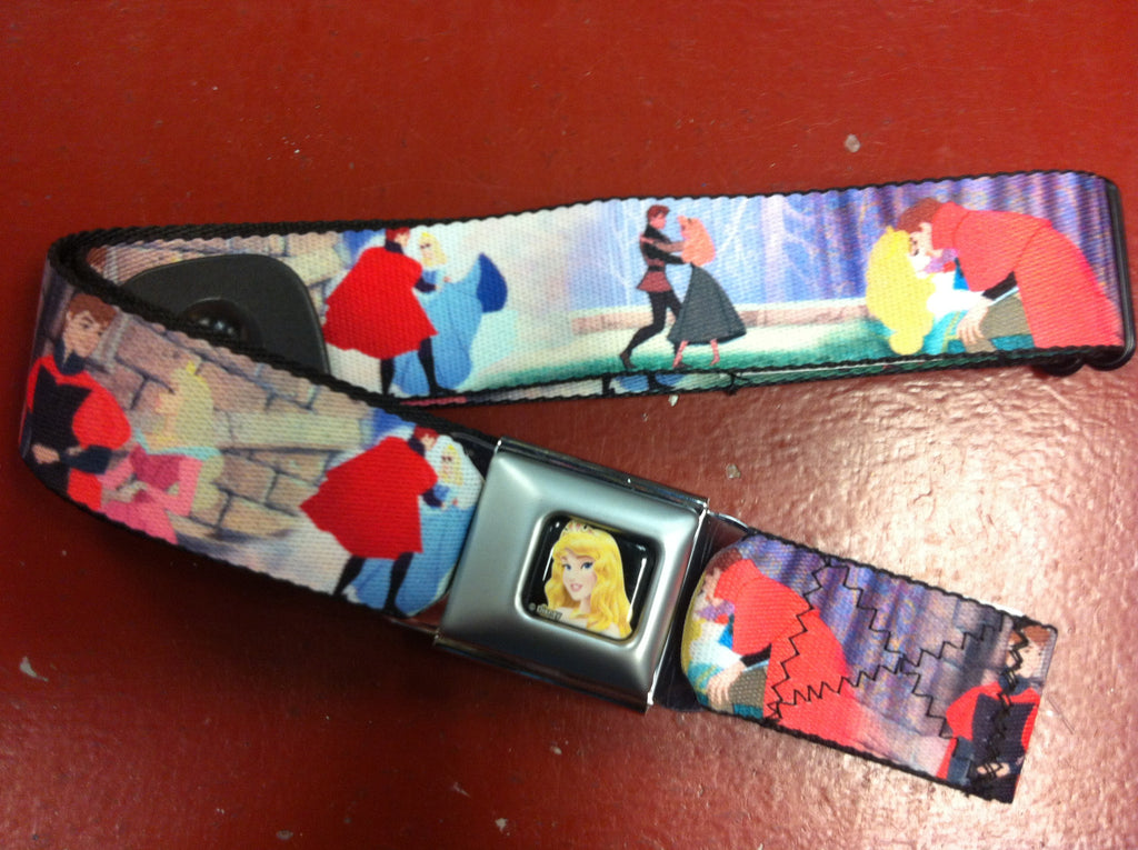 Disney Sleeping Beauty Seat Belt Belt
