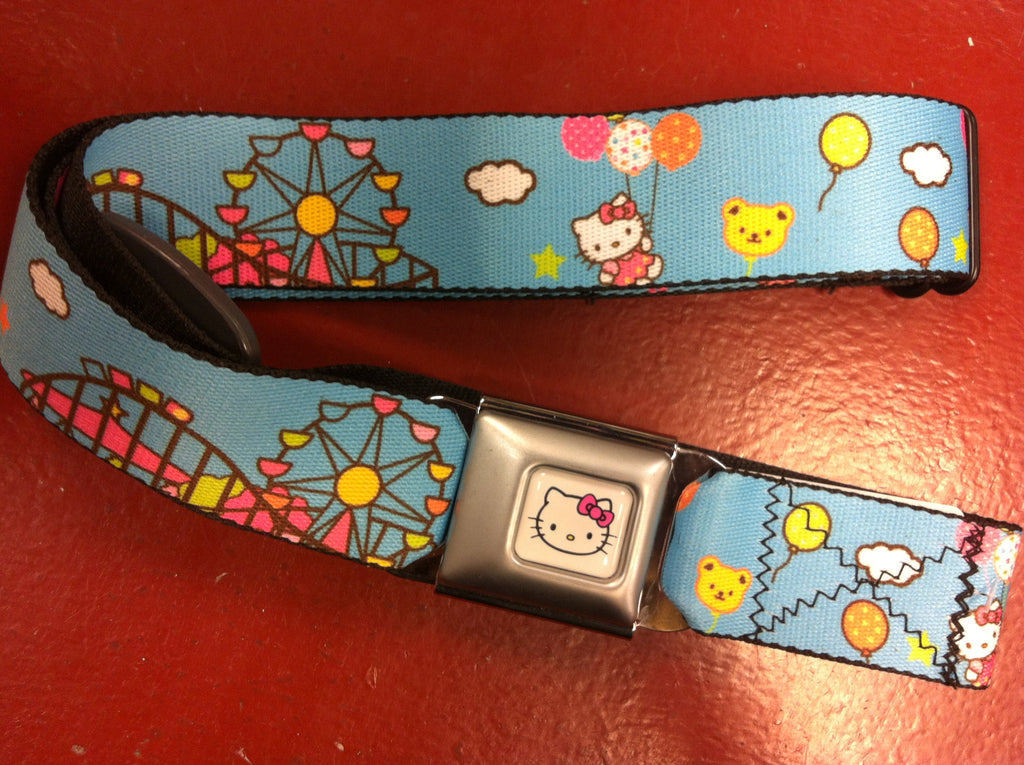 Hello Kitty Balloon Seat Belt Belt