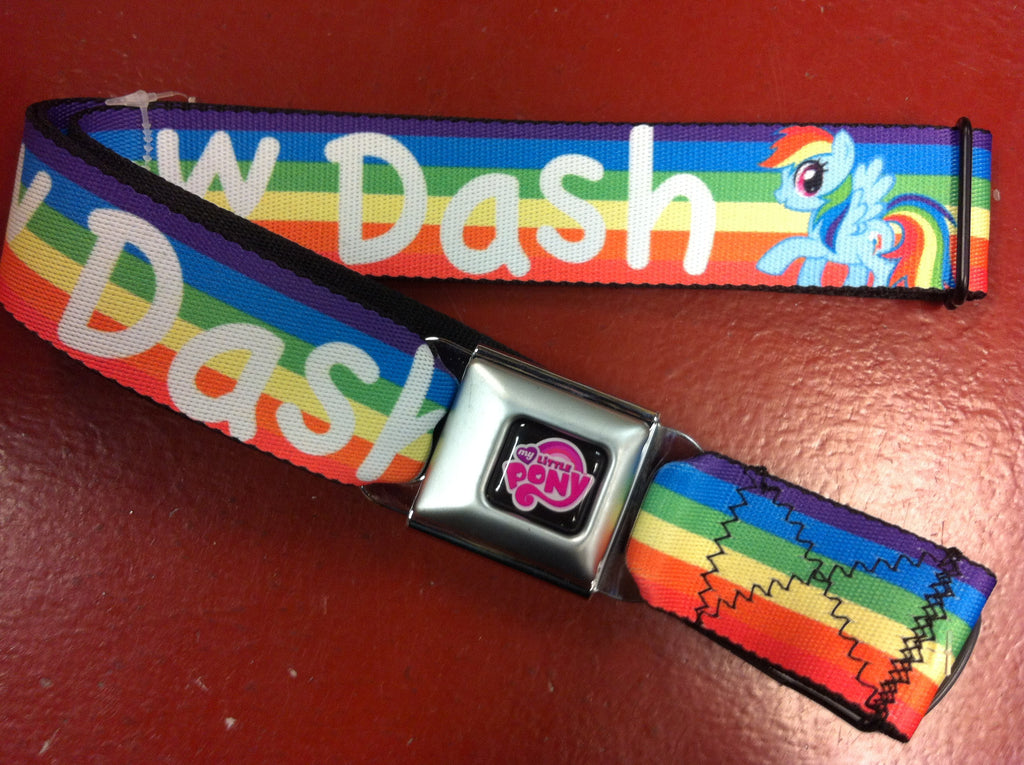 My Little Pony Rainbow Dash Seat Belt Belt