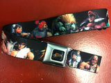 Street Fighter Seat Belt Belt