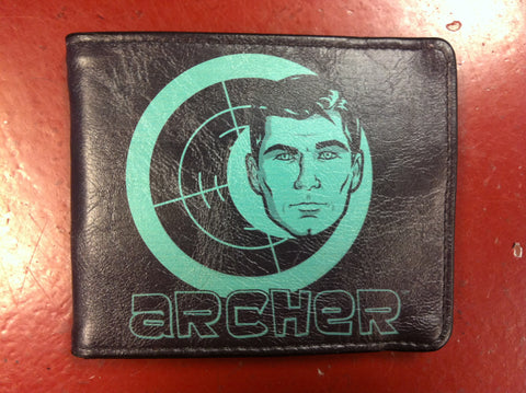 Archer Leather Bifold Wallet