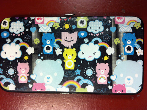 Animated Care Bear Hinge Wallet